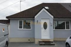 Hawley, Dartford. Weber Pral-M, Colour: Granite Grey